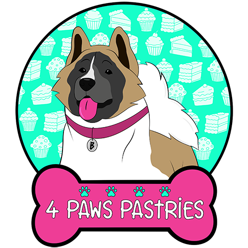 4 Paws Pastries Treat Truck